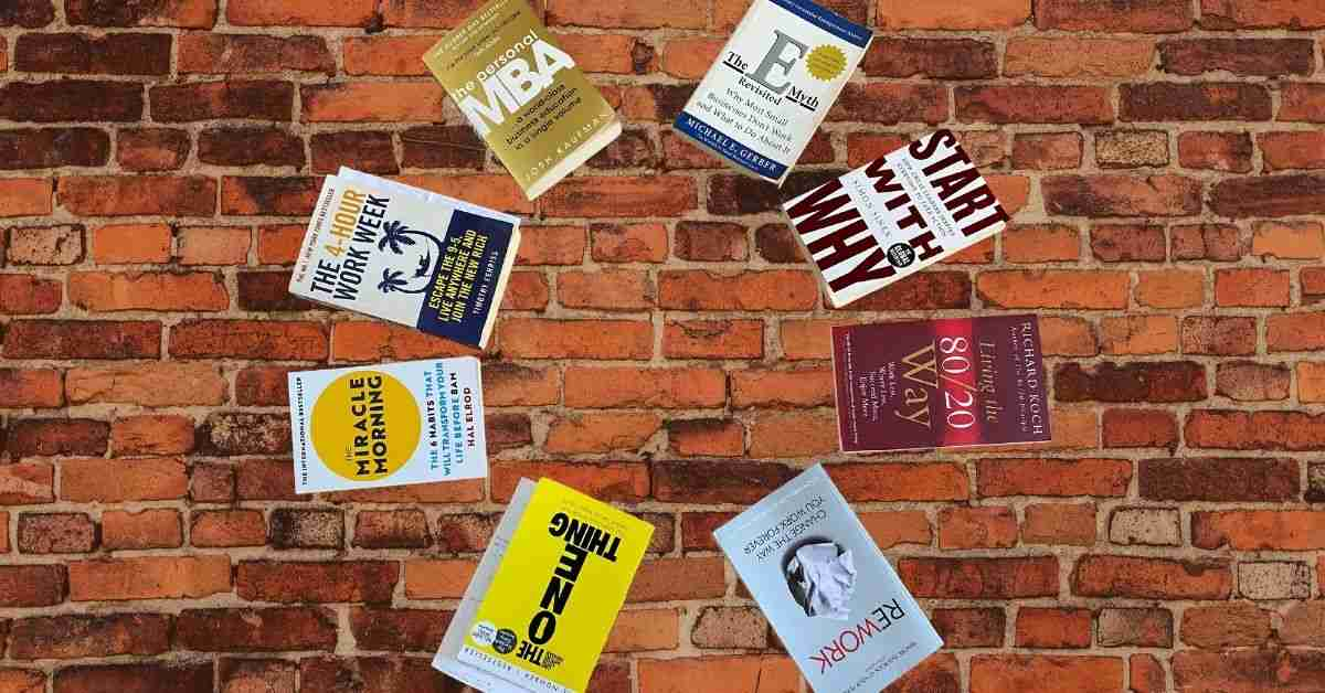8 books to succeed in business