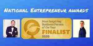 awards- most inspiring business person
