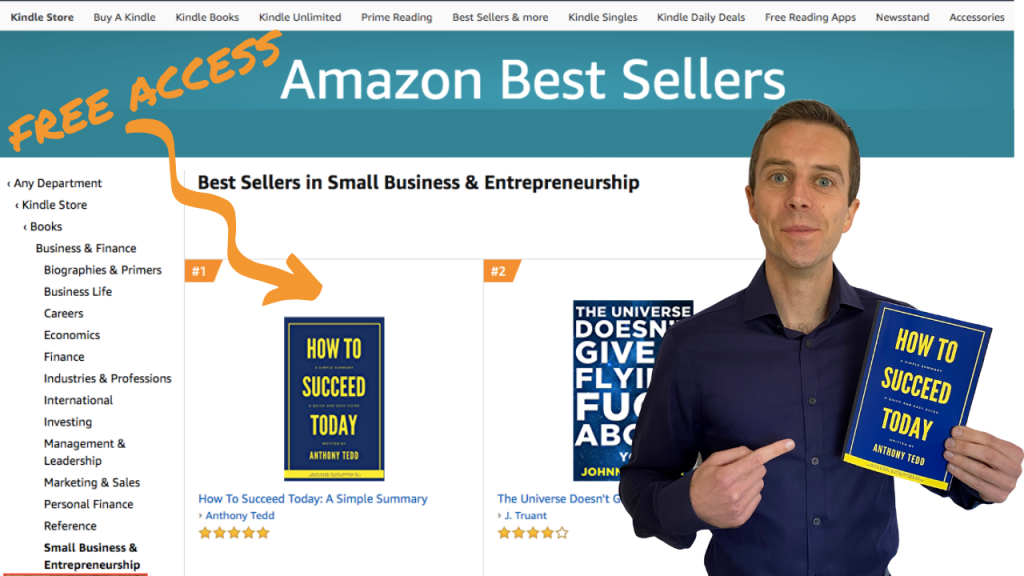 small business success book