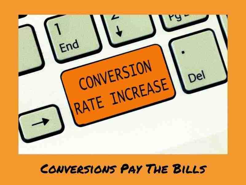 conversion rate optimisation skills
