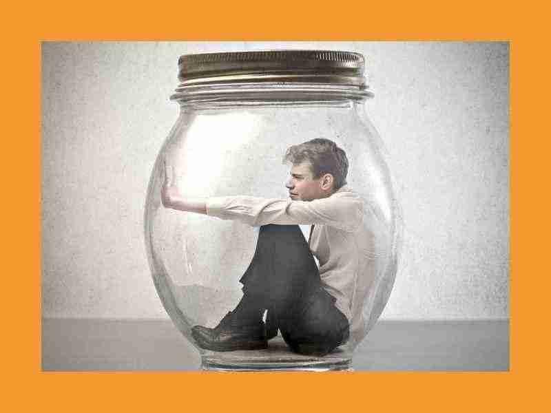 Entrepreneur Feeling Trapped