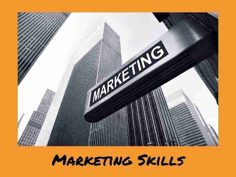 marketing skills for entrepreneurs