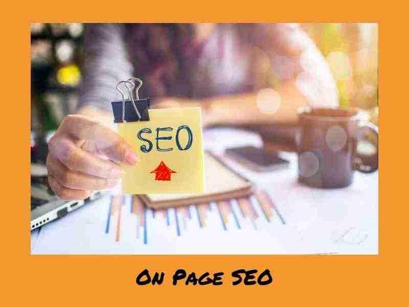 on page seo skills for entrepreneurs