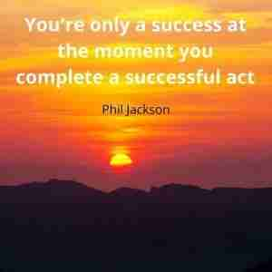 Phil Jackson Motivational Quote For Leaders
