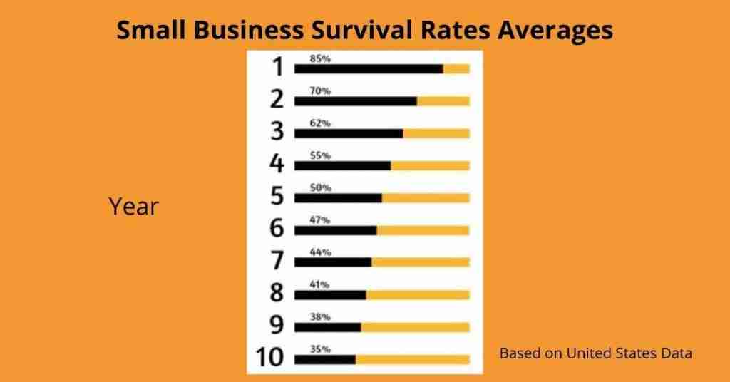 small business survival rates